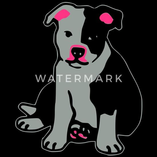 Baseball Giacca College American Staffordshire Terrier Dogs razza lotta elenchi cane