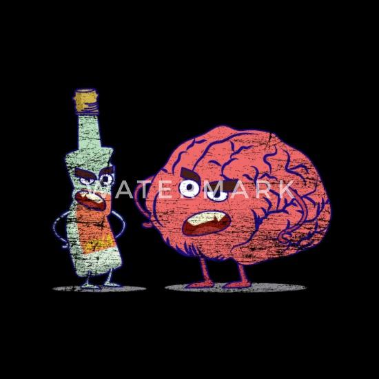 Gehirn Schnaps