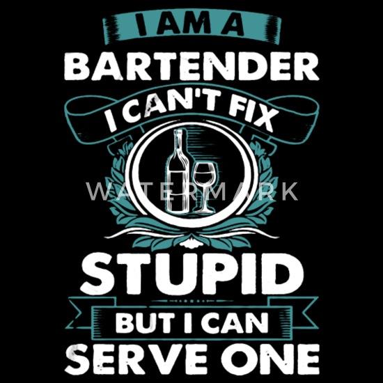 Yo Soy Camarero Camisa Camiseta Premium Hombre Spreadshirt
