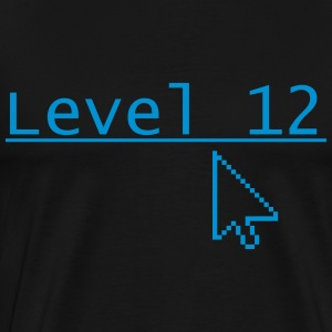 Level 12 - Männer Premium T-Shirt