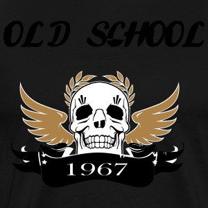 Old school1967 - Men's Premium T-Shirt