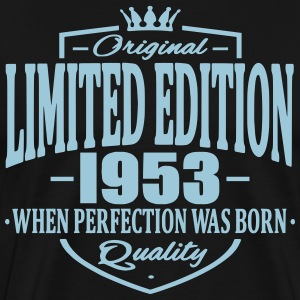 Limited edition 1953 - Mannen Premium T-shirt