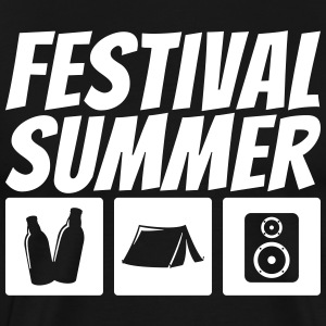 Festival Summer - Men's Premium T-Shirt