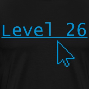 Level 26 - Mannen Premium T-shirt