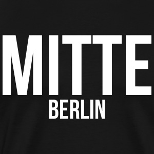 BERLIN CENTER - T-shirt Premium Homme