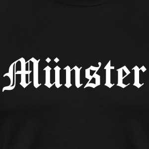 Muenster - Men's Premium T-Shirt