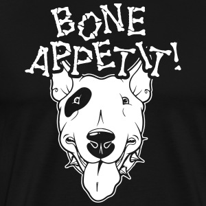 bone appetit - Men's Premium T-Shirt