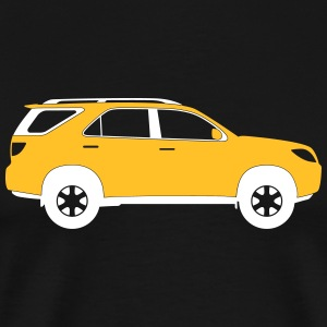 Sport Utility Vehicle - Premium-T-shirt herr