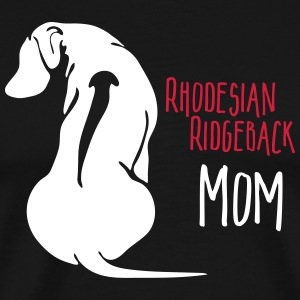 Rhodesian Ridgeback Mom - Men's Premium T-Shirt