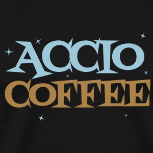 Accio Coffee! - Men's Premium T-Shirt