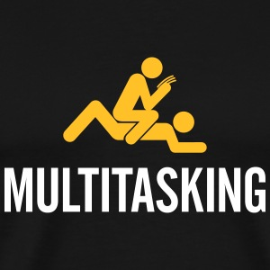 I Am A Multitasker! - Men's Premium T-Shirt
