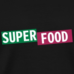 Superfood - Herre premium T-shirt