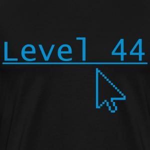 Level 44 - Herre premium T-shirt