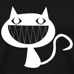 Cats - Cheshire - Premium T-skjorte for menn