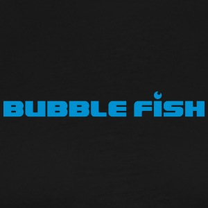 Bubblefish - Premium T-skjorte for menn