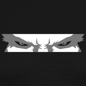 Devil Eyes - Herre premium T-shirt