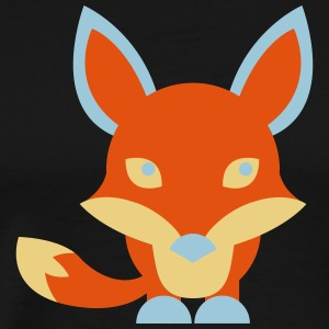 A Sweet Little Fox - T-shirt Premium Homme