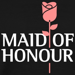 The Maid Of Honor - Men's Premium T-Shirt