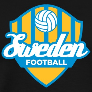 Norway Football Logo - Men's Premium T-Shirt