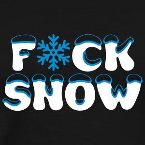 Shit Snow - Men's Premium T-Shirt
