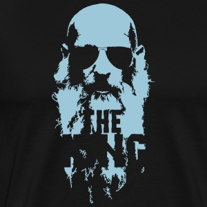 THE KING! - Männer Premium T-Shirt