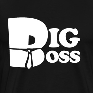 Big boss - T-shirt Premium Homme