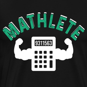 Mathlete - Men's Premium T-Shirt