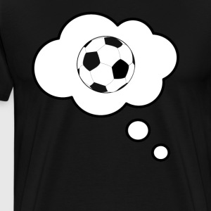 Football Cadeau Design - T-shirt Premium Homme