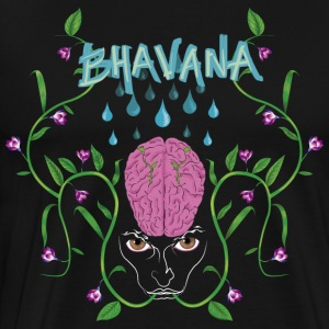 BHAVANA, the cultivation of the mind - Men's Premium T-Shirt