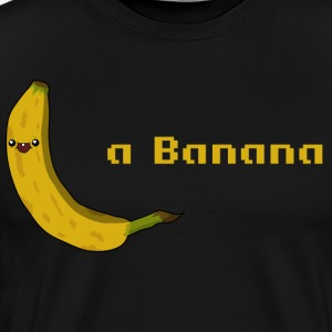 A Banana Smile T-Shirts