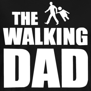 the walking dad knows on the way to the funny