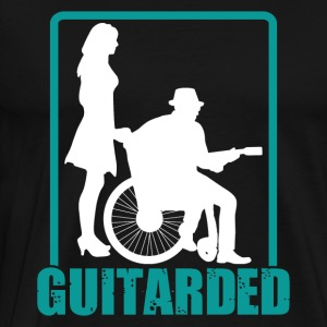 Guitarded - T-shirt Premium Homme
