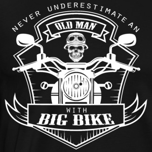 OLD MAN Big Bike