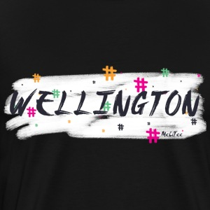 Wellington #2 - Men's Premium T-Shirt