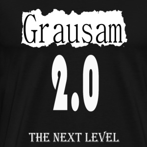 the next level - cruel 2.0 - Men's Premium T-Shirt