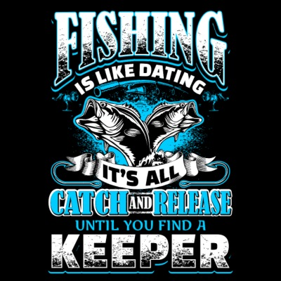 Fishing is Like Dating - Fishing - EN