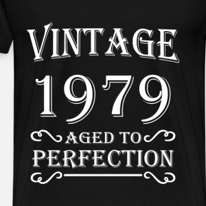 Vintage 1979 - Aged to perfection