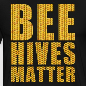 Bees gave / design - Premium T-skjorte for menn