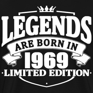 legends are born in 1969