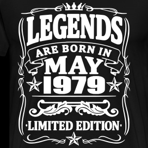 Legends are born in may 1979