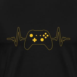 Gamer Heartbeat - Gaming Video Games Controller