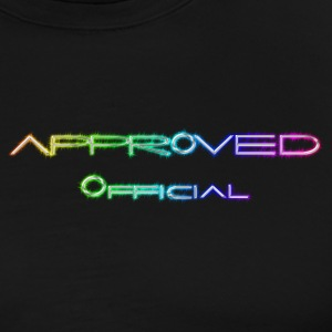 OfFiCiAl ApPrOvEd - Mannen Premium T-shirt