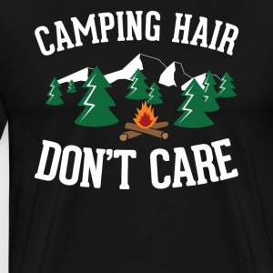 Camping Gift Idea For Woman Or Girlfriend - Men's Premium T-Shirt