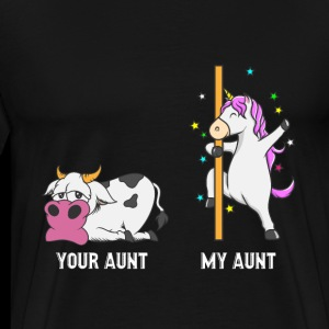 Unicorn Cow Your Aunt My Aunt Gift EN