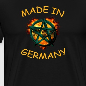 """Made in Germany"" - Mannen Premium T-shirt"