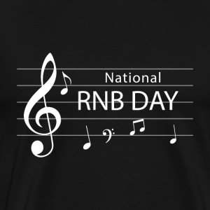 RNB Day - Nationl RNB - Mannen Premium T-shirt
