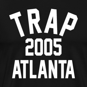 2005 Atlanta Trap - Premium-T-shirt herr