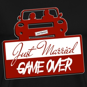 Just Married: Game over