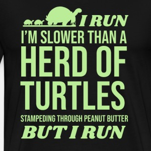 Running Workout Gym Turtles Sea Reptile Tortoise