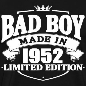 Bad boy made in 1952 - Men's Premium T-Shirt